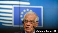 جوزپ بورل مسئول سیاست خارجیاتحادیه اروپا