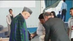Zgjedhjet në Afganistan