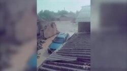 Сели ғайриоддӣ ва вайронгар дар Амондараи Панҷакент