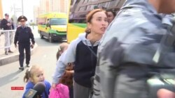 «Отпусти, она моя дочь!» События 21 сентября: хроника задержаний