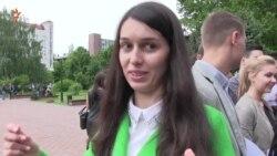Джамалу підтримали студентським флешмобом у Києві (відео)