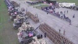 """""""Достойный партнер - 2016"""": Грузия проводит учения с НАТО, Россия против"""