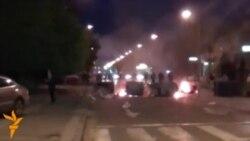 Përleshje në Shkup, 27 të arrestuar