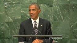 Обама: Якщо Росія втручатиметься у справи сусідів – це зробить її кордони менш захищеними (відео)