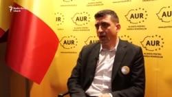 """VIDEO G. Simion: """"Nu mi se pare bine că stăm în genunchi în UE și NATO"""""""