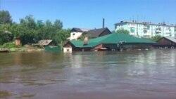 Наводнение в Иркутской области. Хроника последних дней