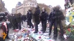 Париж: Акциянын жүздөй катышуучусу камалды