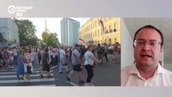 Бывший кандидат в президенты Беларуси – о вариантах развития ситуации в стране