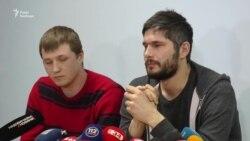Раненый британский фотограф Кристофер Нанн продолжит работать на Донбассе (видео)