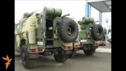 Ресей әскери техникасы