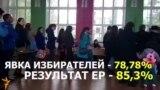 Чудесный браслет на выборах в Татарстане