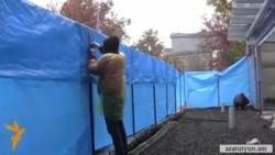 Ակտիվիստները մտահոգված են Օպերայի հարակից պուրակի շինարարությամբ
