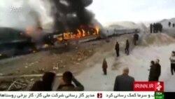 İranın şimalında qatarlar toqquşdu- 31 ölü