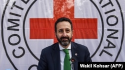 رابرت ماردینی مدیر کمیته بینالمللی صلیب سرخ