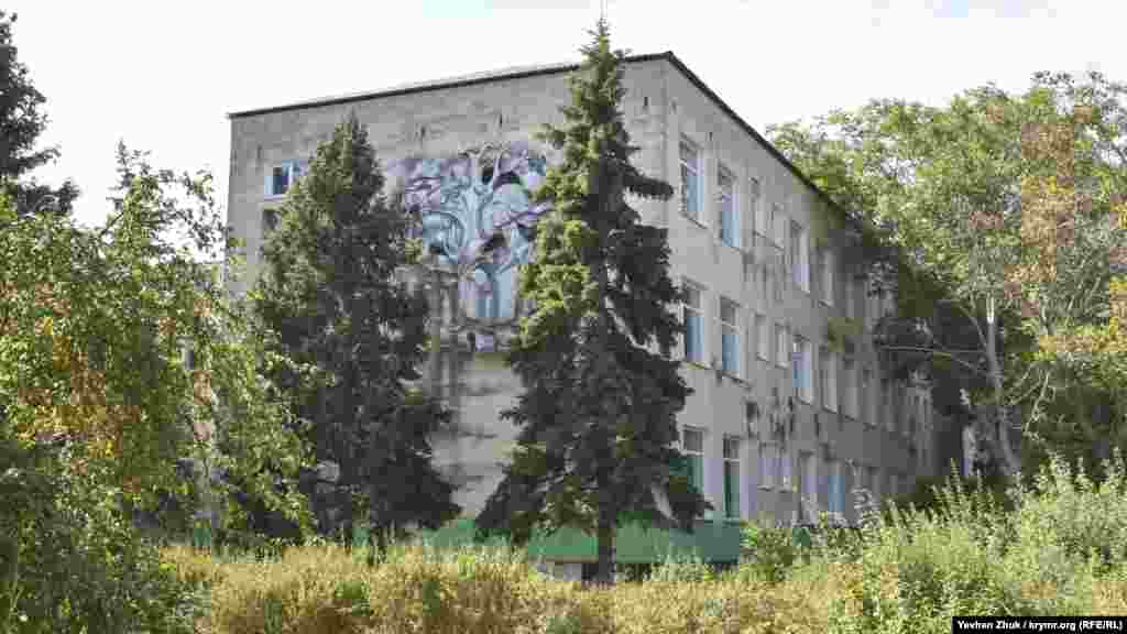Средняя общеобразовательная школа села Угловое