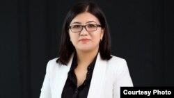 Accelerate Prosperity Кыргызстан уюмунун бизнести өнүктүрүү боюнча менеджери Бибинур Алибаева.