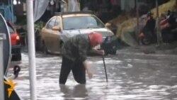 Вулиці Багдада під водою