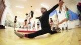 Айылдагы акробатика