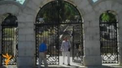 Obnovljena glavna kapija Starog jevrejskog groblja