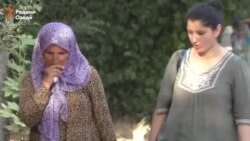Зане дар мардикорбозори Душанбе