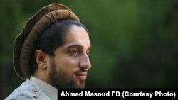 احمد مسعود رهبر جبهه مقاومت پنجشیر