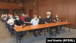 Gjykata Supreme e Maqedonisë së Veriut nisi të mërkurën seancën publike për rastin e Kumanovës.
