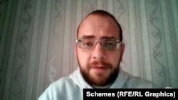 Журналіст-розслідувач з Білорусі Ігор Ілляш