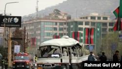 Бомбашки напад во Кабул на 15 март, 2021