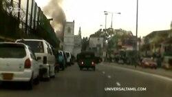 «Ісламська держава» взяла на себе відповідальність за вибухи на Шрі-Ланці – відеосюжет