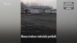 Озодтаъсир: Озодликка мурожаатдан сўнг стадион қурилиши бошланди