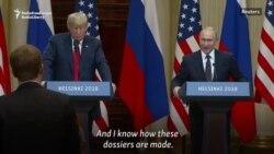 Trump: Putin a negat ferm amestecul rusesc în alegerile americane