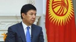 Сариев: Экономиканы ачык саясат сактоодо