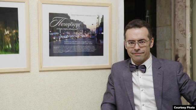 Один из проходящих по делу - лидер отделения церкви саентологов в Петербурге Иван Мацицкий