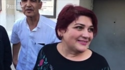 RFE/RL Journalist Released From Azerbaijani Prison