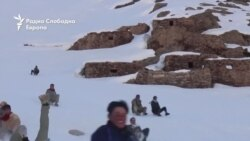 Сурча - авганистанска санка за адреналин