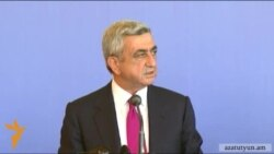 Президент Армении принял участие в саммите лидеров стран «Восточного партнерства»