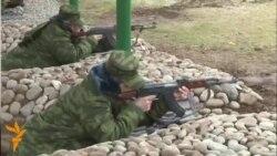 """В Таджикистане проходят учения """"Хифз 2015"""""""