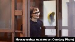 Азат Мифтахов Мәскәү шәһәр мәхкәмәсендә, 9 июнь 2021