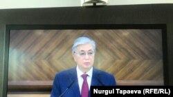 Касым-Жомарт Токаев, президент Казахстана