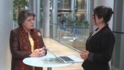 """Ana Gomes: """"Noi susținem guvernul de la București doar în eforturile de respectare a standardelor democratice și a statului de drept"""""""