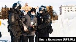Хабаровск, 31 января