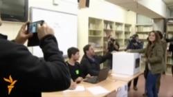 Голосование в Каталонии