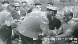 Müharibə veteranlarının 1-ci toplanışı (1958-ci il)