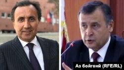 Имомуддин Сатторӣ ва Давлатшоҳ Гулмаҳмадзода