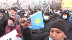 Kazakh Opposition Granted Rare Permit To Hold Rally In Almaty