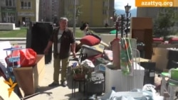 Выселение в Алматы