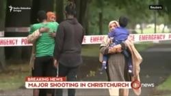 Novi Zeland: 'Čuo sam pucnje i sakrio se'