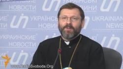 Патріарший собор пікетували представники «політичного православ'я» – Шевчук