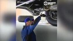 Президент Бердымухамедов - автомобильный инженер и испытатель