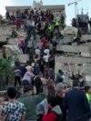زلزلهای که ازمیر و بخشهایی از یونان را لرزاند